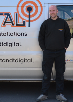 ben tnt digital aerial specialists