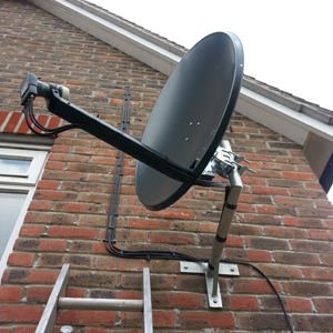 Satellite Tv Tv Aerial Satellite Dish Cctv Amp Audio